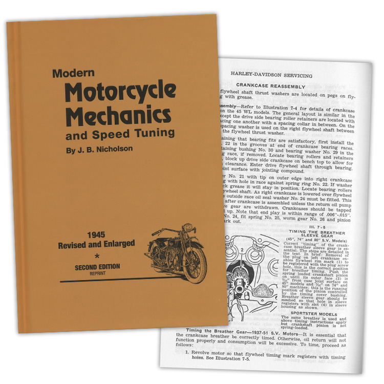 Modern Motorcycle Mechanics – Second Edition
