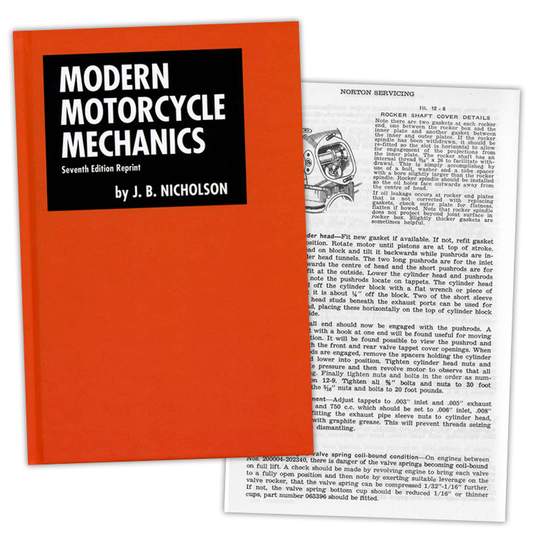 Modern Motorcycle Mechanics – Seventh Edition