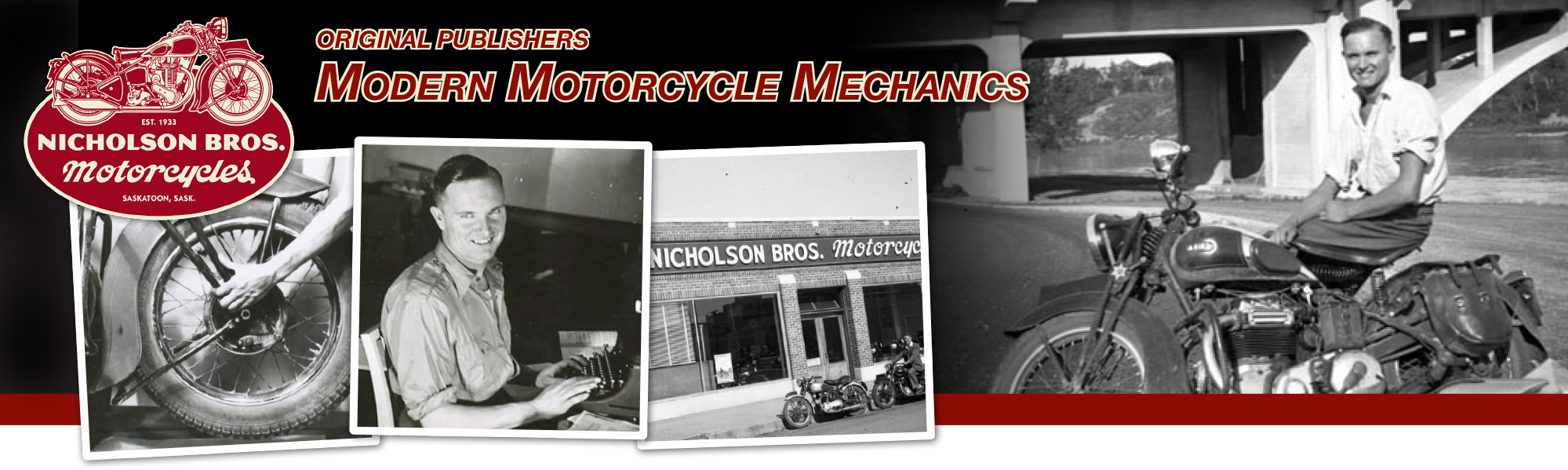 Modern Motorcycle Mechanics