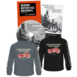 Nicholson Bros. Motorcycles Long Sleeve Package