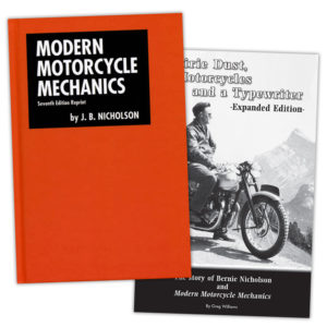 Modern Motorcycle Mechanics – Seventh Edition + Prairie Dust Package